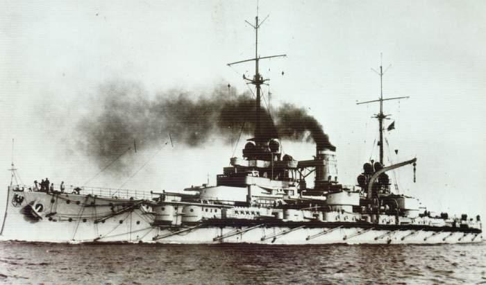 75002 морские сражения первой мировой